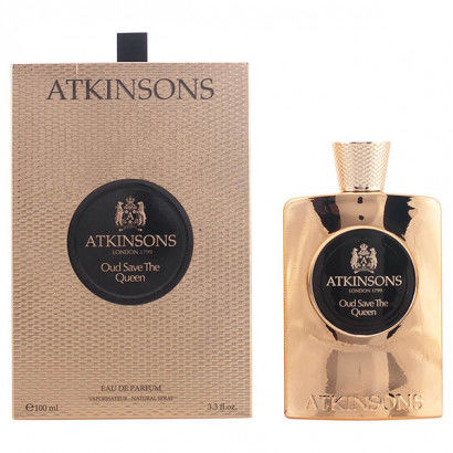 Women's Perfume Oud Save The Queen Atkinsons EDP