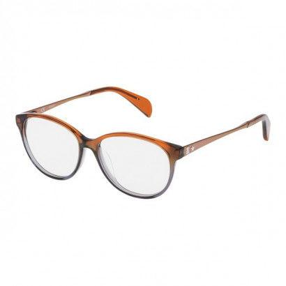 Montatura per Occhiali Donna Tous VTO928520861 (52 mm) Arancio (ø 52 mm)