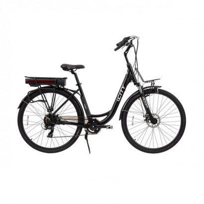 """Electric Bike iWatMotion iCity 28"""" 250W Black 25 km/h"""