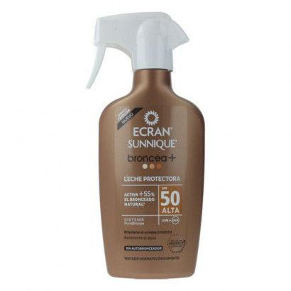 Spray Protezione Solare Sun Lemonoil Ecran SPF 50 (300 ml)