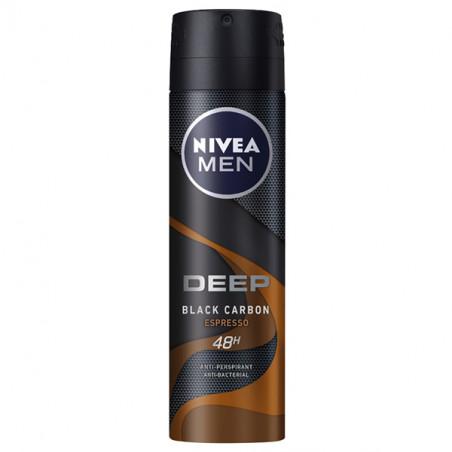 Deodorante Spray Men Deep Spresso Nivea (150 ml)