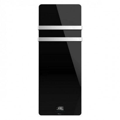 Electric Towel Rail Cecotec Ready Warm 9880 LED 20 m² 850W Black